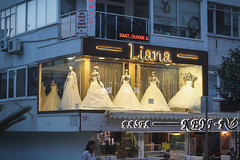 Wedding dresses in Antalya