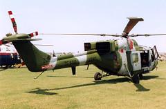 Westland Lynx AH.9 ZG888 03 Boscombe Down 13.06.1992 (Victor Vulcan) Tags: aircraft helicopter aac armyaircorps boscombedown zd560 westlandlynxah9