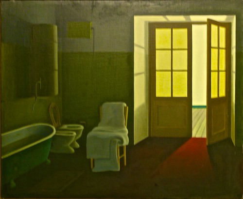 The Bathroom (1982) - Manuel Amado (1938)