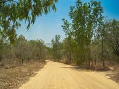 Magnetic island road Australia