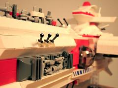 Ship wip (patlacroix72) Tags: ship lego space scifi