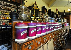 a victorian pharmacy (GVG Imaging) Tags: shropshire ironbridge nikond700 blistshillvictorianvillage nikon1635mmf4vr