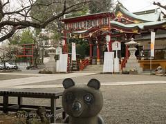 P1070740Lr (photo_tokyo) Tags: japan tokyo jp  shinagawa      oosaki irugishrine