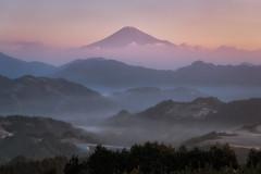 Morning at Yoshiwara (Yuga Kurita) Tags: morning nature japan landscape fuji mt mount fujisan shizuoka fujiyama