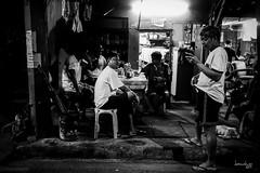 Inuman (Daniel Y. Go) Tags: street night sony philippines pinas inuman kalye rx100m4 sonyrx100m4
