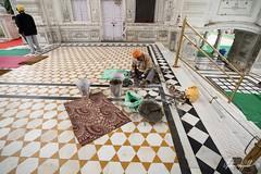 Restorations at Golden Temple, Amritsar (impagnatiello.andrea) Tags: india amritsar goldentemple restorations