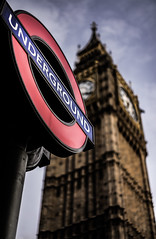 (Ziv Photography) Tags: london westminster underground tube parliament bigben