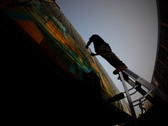 Freight graffiti! #graffiti #fr8 #freights #autoracks #fr8porn #graffitiporn (XpressionPaint) Tags: graffiti freights fr8 autoracks graffitiporn fr8porn