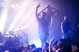 January 16th, 2015 // Caliban at Entrepot Brugge // Shot by Daria Colaes