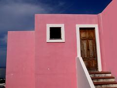Pink house - Panarea (Ernemann) Tags: house art k casa rosa architettura sicilia eolie inh