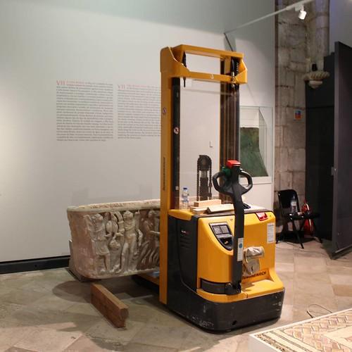 Exposição inaugurada não quer dizer museologia fechada. xD #project365 #day39 #picoftheday