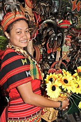 maiden in igorot costume (DOLCEVITALUX) Tags: girl costume dress philippines lass baguio maiden igorot igorotdress