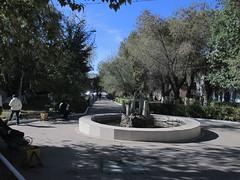 Fountain near Cooperative College (bibitalin) Tags: kazakhstan kz aktobe  aktyubinsk aqtobe     aktubinsk aktiubinsk