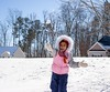 Snow Coming At Ya! (cwhitted) Tags: winter snow canon eos pittsboro chathamcounty pancakelens primelens canoneos400d canoneosdigitalrebelxti canonefs24mmf28stm canonefs24mmstm