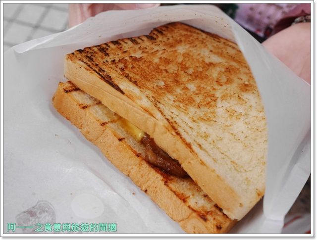豐盛號.早餐.捷運士林站美食.肉蛋吐司.蔗香紅茶image021