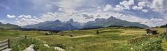 Alp Flix im Sommer (Basel101) Tags: schweiz outdoor berge wandern graubünden erholung alpflix ithinkthisisart