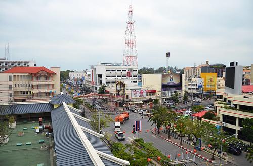 Hua Hin Balcony View