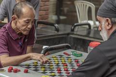 Chinese Chess (rcoulstock) Tags: people singapore chinatown chess streetphotography chinesechess