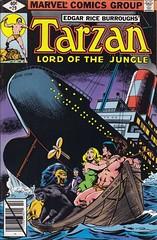 Tarzan 29 (micky the pixel) Tags: comics comic ship dampfer marvel schiff tarzan average salbuscema edgarriceburroughs untergang heft havarie craigrussell