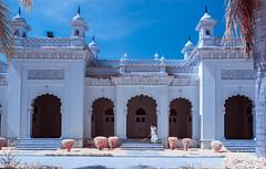 Chowmahalla Palace (wengeshi) Tags: travel india palace tourist unesco infrared hyderabad nizam chowmahallapalace