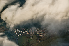 Triangles (Melissa Maples) Tags: clouds turkey nikon asia trkiye aerial antalya nikkor vr afs villiage  18200mm  f3556g  18200mmf3556g d5100