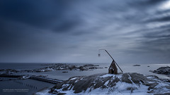 Patience (Normann Photography) Tags: norway no 30sec vestfold verdensende magiclight oldlighthouse
