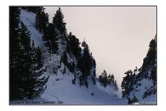 Combe de Jasse Bralard (dibona38) Tags: couloir chamrousse jasse skiderandonne bralard