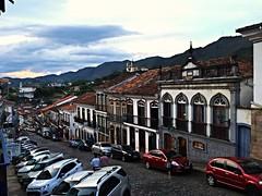 Ouro Preto anoitecendo (Pablo Grilo) Tags: minasgerais evening mg ouropreto entardecer barroco aleijadinho cidadeshistoricas iphone6