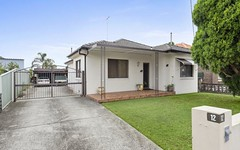 12 Clarkes Road, Ramsgate NSW