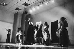 DSC_0161 (imramianna) Tags: show portrait people bw female dance university theatre performance ukraine uman visavis musicalperformance contemp