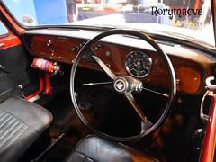1969 Triumph Herald 1200 (Rorymacve Part II) Tags: auto road bus heritage cars sports car truck automobile estate transport historic triumph motor saloon compact roadster triumphherald motorvehicle