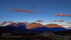 An Teallach (HoustonHVAC170) Tags: mountains sunrise scotland ross an munros wester teallach