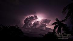 Night light (stormgirl1960) Tags: sky storm clouds darwin thunderstorm lightning northernterritory stormchasing wetseason stormchaser
