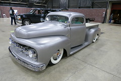 1952 Ford F-1 (bballchico) Tags: ford pickuptruck f1 chopped custom 1952 awardwinner grandnationalroadstershow suedepalace jimmyhervatin gnrs2016 besttrucksuedepalace2016
