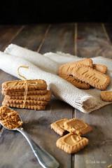 NATILLAS DE SPECULOOS CON MANZANA CARAMELIZADA (by Ana M Espada) Tags: food dessert recipes dulce galletas recetas natillas reposteria speculoos retoalfabetodulce cookthecake