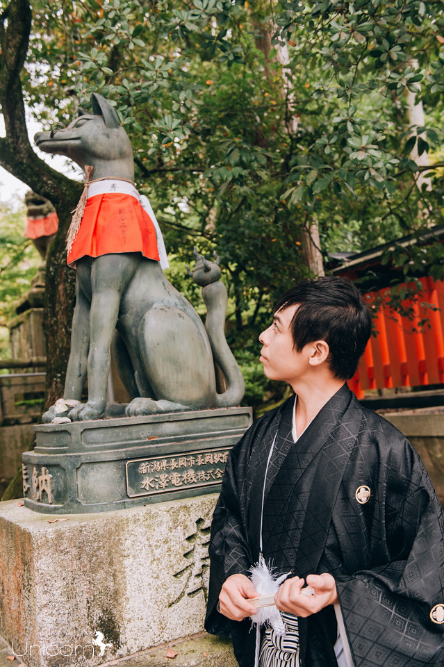 《京都婚紗》博超 & 資媚 / 京都 Kyoto