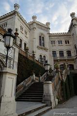 Castello di Miramare (giuseppe.frgg) Tags: castle italia trieste friuli miramare nikond5100