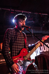 Chasing Cadence Live at The Barfly, Camden