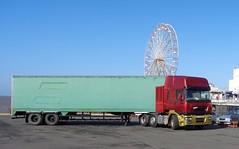 Big wheeler! (j.a.sanderson) Tags: wheel pier wheeler erf bigwheel blackpool ecx erfecx x191xbx