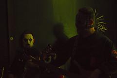 String (...Nadja!) Tags: mask bass guitar chitarra chitarrista evilsonic