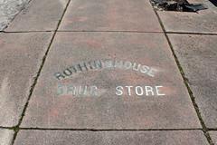 Rothinghouse Drug Store (1) (Gsanvin) Tags: store sidewalk jonesboro 1896 rothinghouse