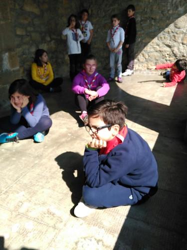 Castores y Lobatos - Campamento S.Santa