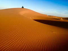 Morning buggy ride. (najeebmahmud) Tags: sahara morocco sandunes erg ergchebbi landcsape chebbi iphone6