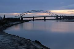 Runcorn Sunset (Bluden1) Tags: sunset cheshire mersey runcorn widnes