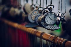 Madrid, Spain - Pocket Watch (Regan Gilder) Tags: madrid canon spain europe time market watch numbers fleamarket pocketwatch elrastro 454am canoneos5dmarkiii