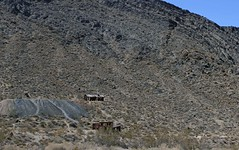 Leadfield Mining Town (Ron Wolf) Tags: california abandoned nationalpark mine structure historic mining ghosttown fraud tituscanyon tailings deathvalleynationalpark boomtown leadfield