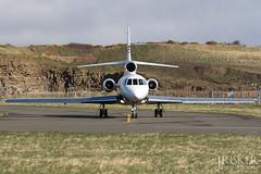 N770JD   Dassault Falcon 50   Isle of Man (EGNS/IOM) (Joshua_Risker) Tags: usa man plane airport aviation jet business falcon planes airways biz 50 airlines isle iom dassault trijet planespotting bizjet planespotter fa50 ronaldsway nreg egns n770jd