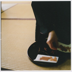 insta046 (sudoTakeshi) Tags: film japan tokyo kodak traditional hasselblad 500c teaceremony filmcamera portra planar kodakfilm carlzeiss nezu  japanesetea  kodakportra400  filmcameras  kodakportra  hasselblad500c  planar80mm  carlzeissplanar planar80