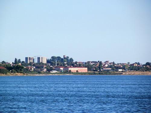 Eforie Sud, Lacul Techirghiol