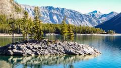 Lake Minnewanka (weber_sd) Tags: ca lake canada mountains alberta banffnationalpark lakeminnewanka canadianrockies 2015 improvementdistrictno9